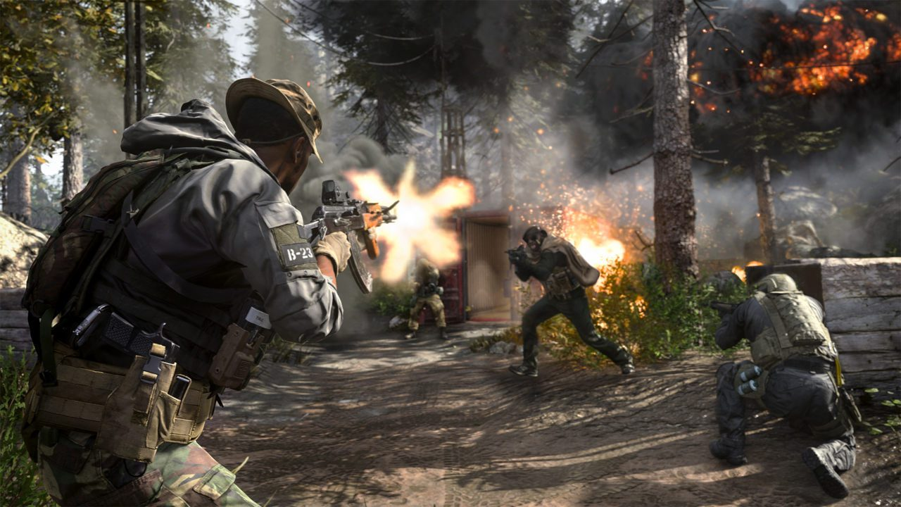 Hands-on with Call of Duty: Modern Warfare's Intense, Gripping
