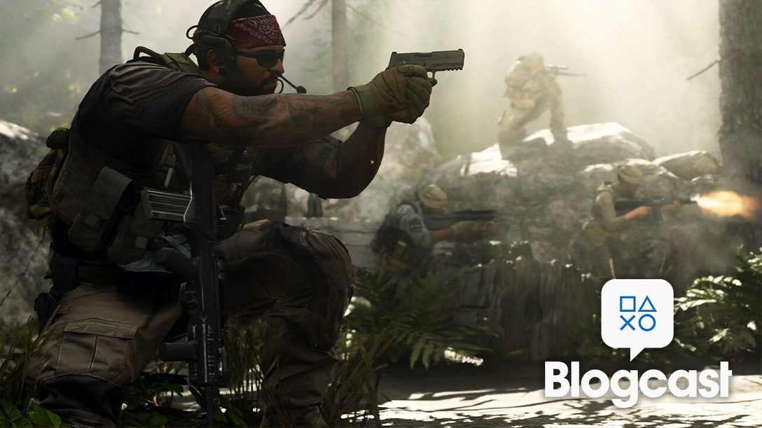 PlayStation Blogcast 339: Postmodern Warfare
