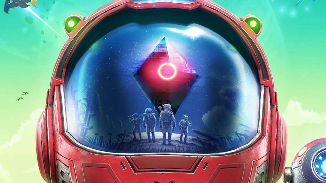 No Man's Sky Beyond Gets Physical Release on PS4 Next Month