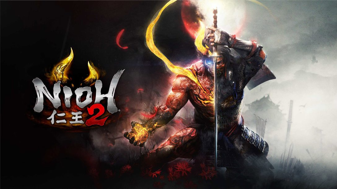 Nioh 2: New Key Art Unleashes the Fiend Within