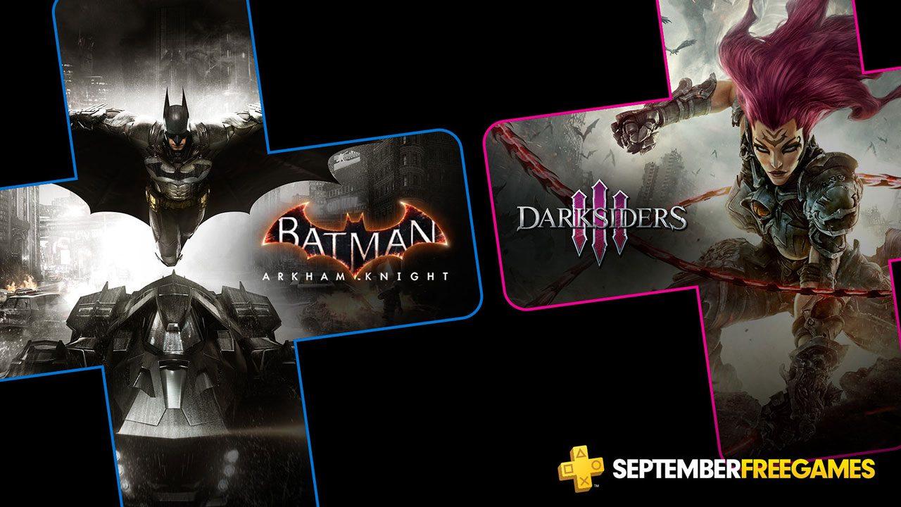 PlayStation Plus Free Games for September: Batman: Arkham