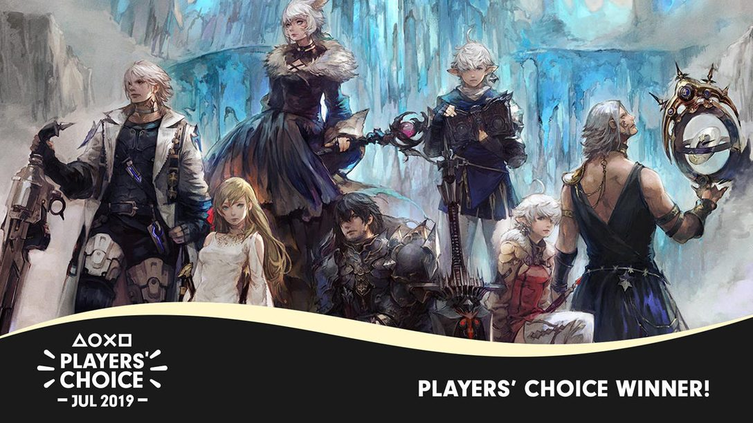 Players' Choice: FFXIV Shadowbringers Voted July's Best New