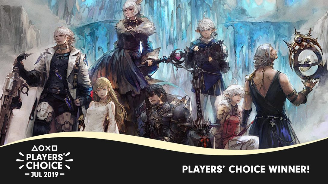 Players' Choice: FFXIV Shadowbringers Voted July's Best New Game