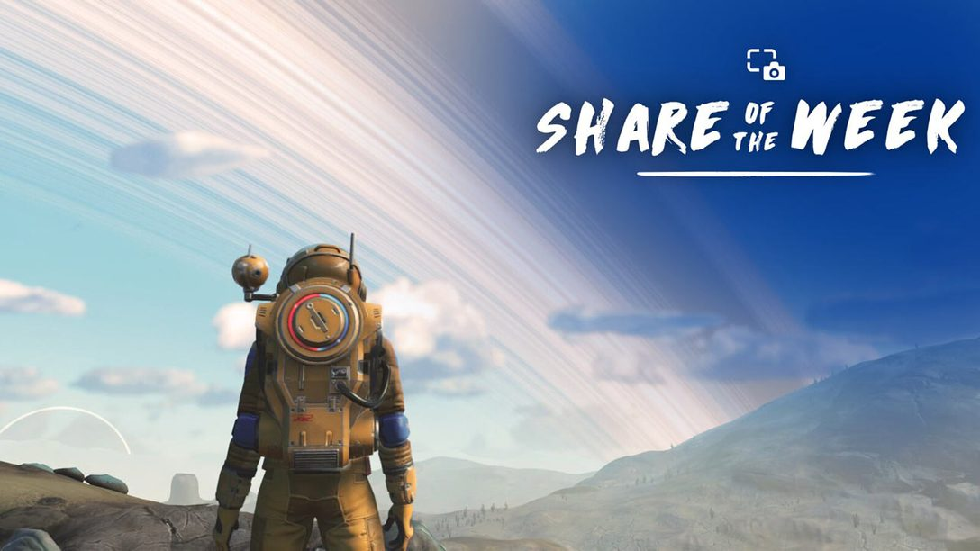 Share of the Week – No Man's Sky Beyond