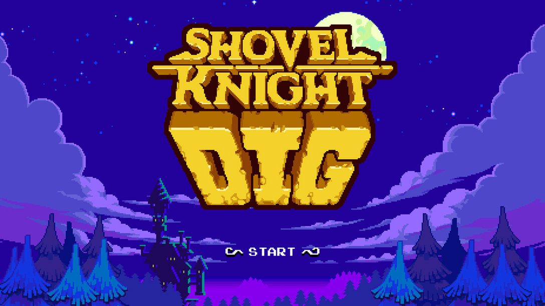 Shovel Knight Dig Announced for PS4, First Details