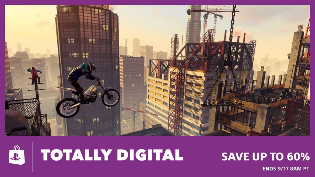 Save Up To 60% With Totally Digital at PS Store
