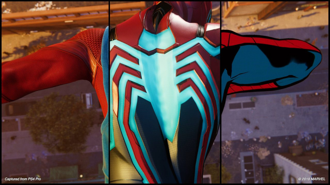 The Secret History of Marvel\u0027s Spider,Man Suits, As Told By