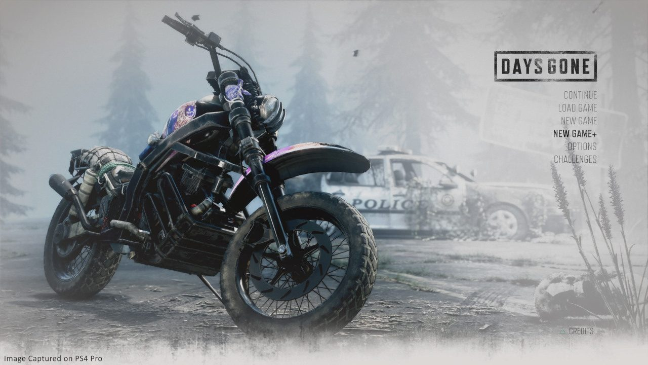 Days Gone is adding New Game+ mode and trophies