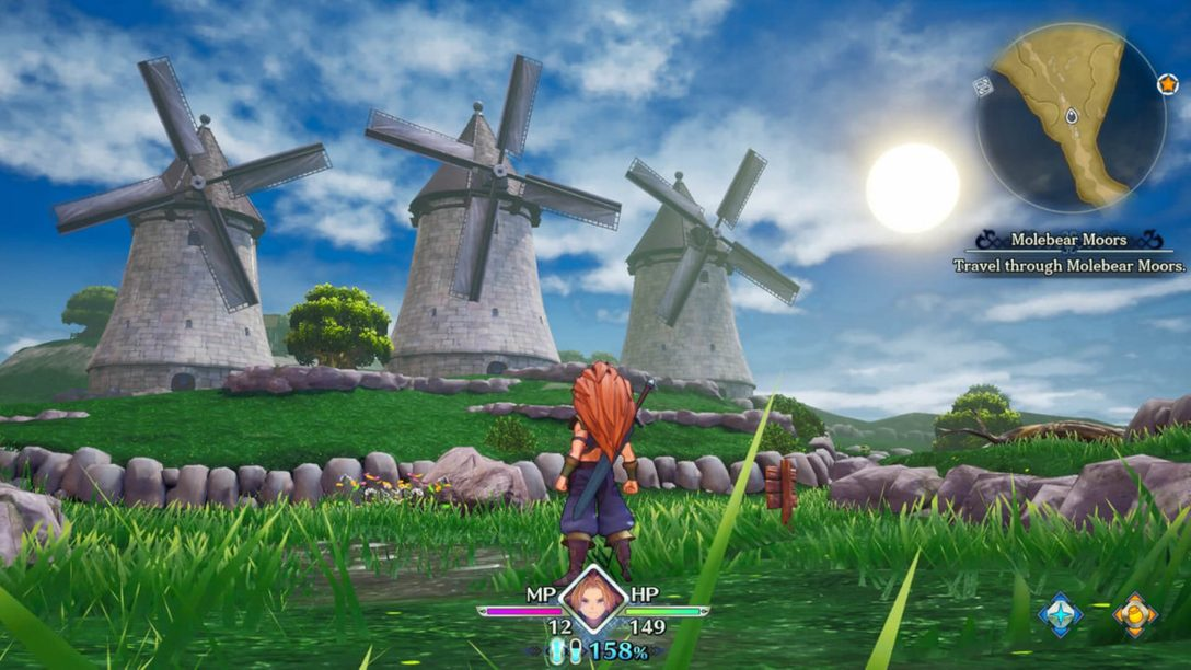 How Trials of Mana Reimagines an RPG Classic You've Never