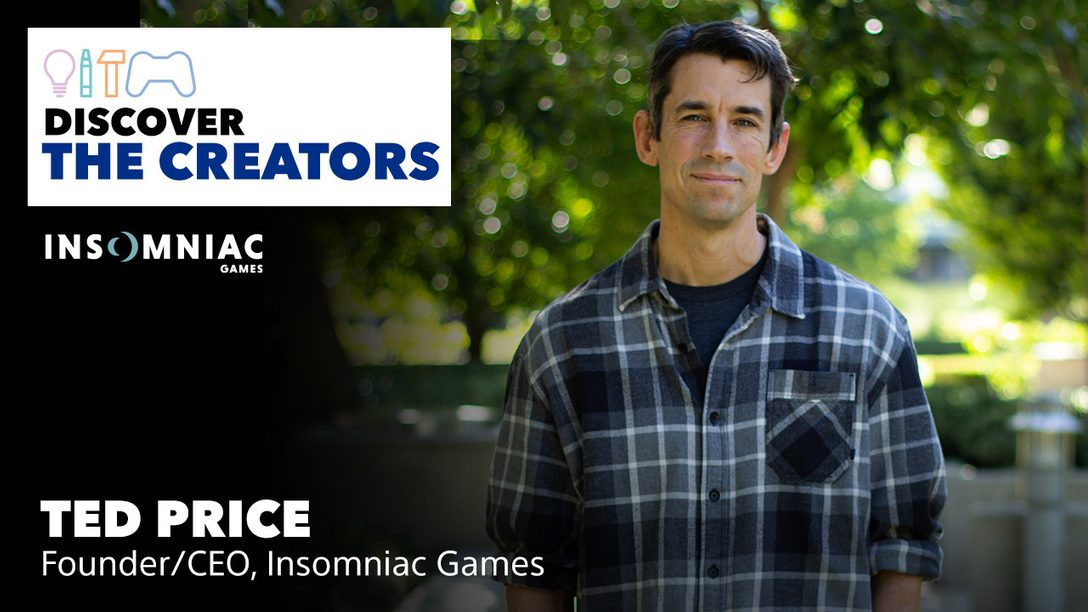 Discover The Creators: 6 Games Ted Price Thinks You Should Play