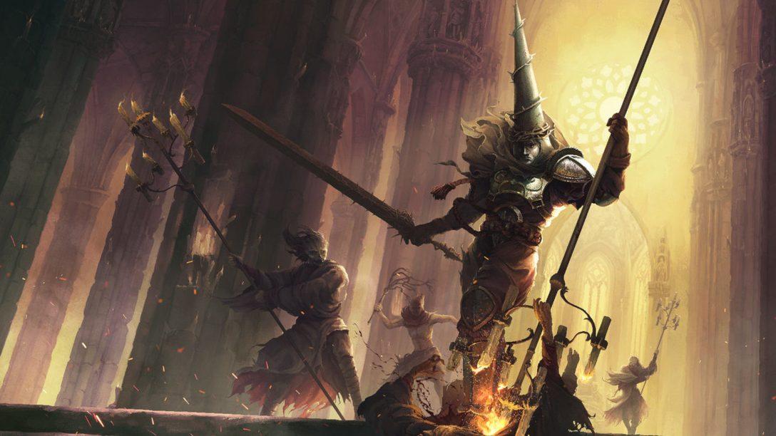 Action-Platformer Blasphemous Lands on PS4 Tomorrow