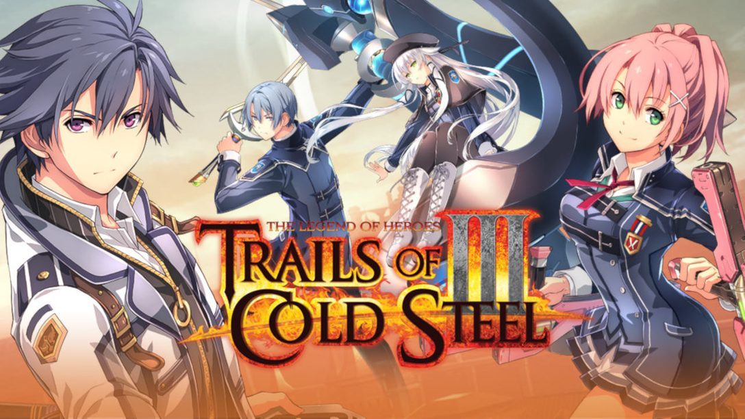 The Legend of Heroes: Trails of Cold Steel III Demo Available Today