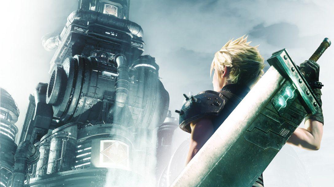 Final Fantasy VII Remake Box Art Revealed