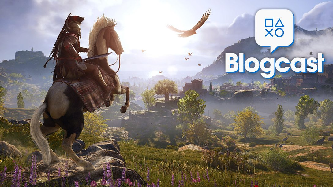 PlayStation Blogcast 308: Wooooo!