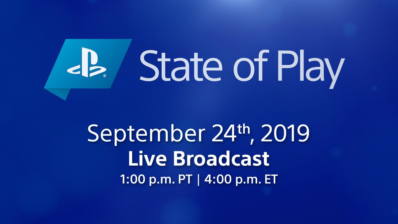 Guide: What Time Is the Next Sony PlayStation State of Play Livestream?