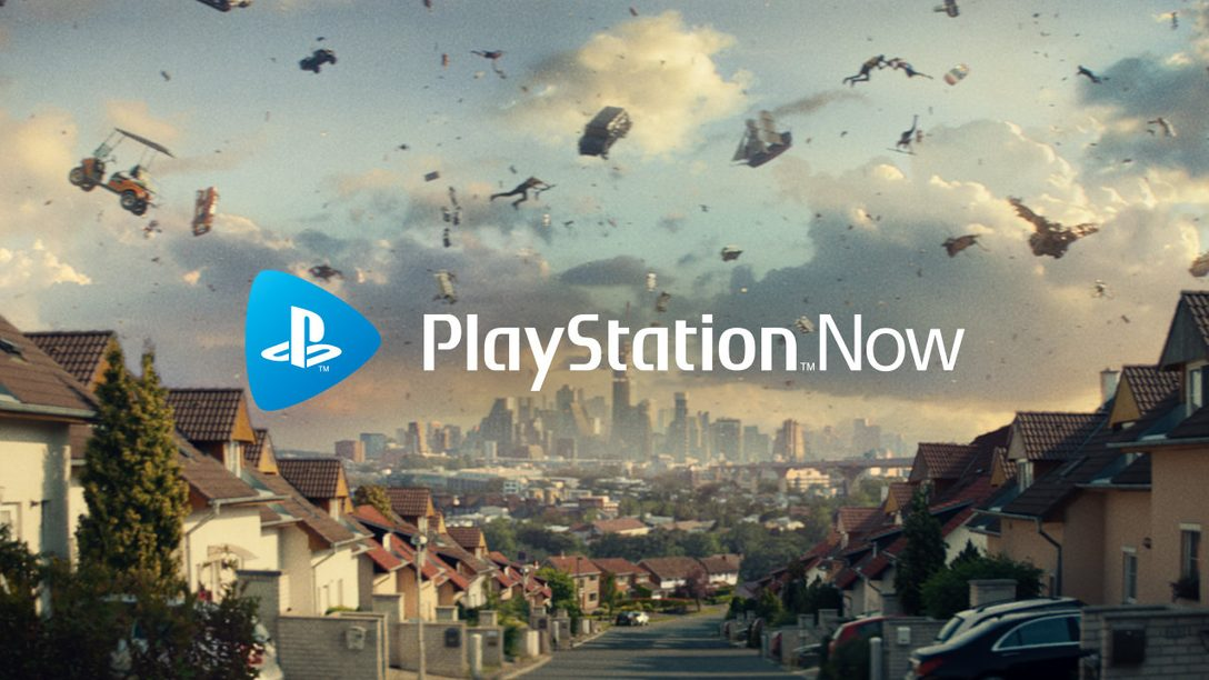 PlayStation Now Subscriptions Start at $9.99 Monthly; GTA V, God of War, More Blockbuster Games Added