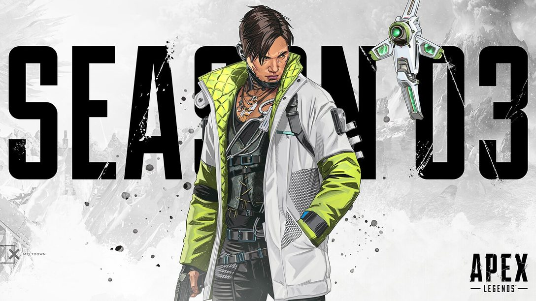 Set a Collision Course in Apex Legends Season 3, Live Today