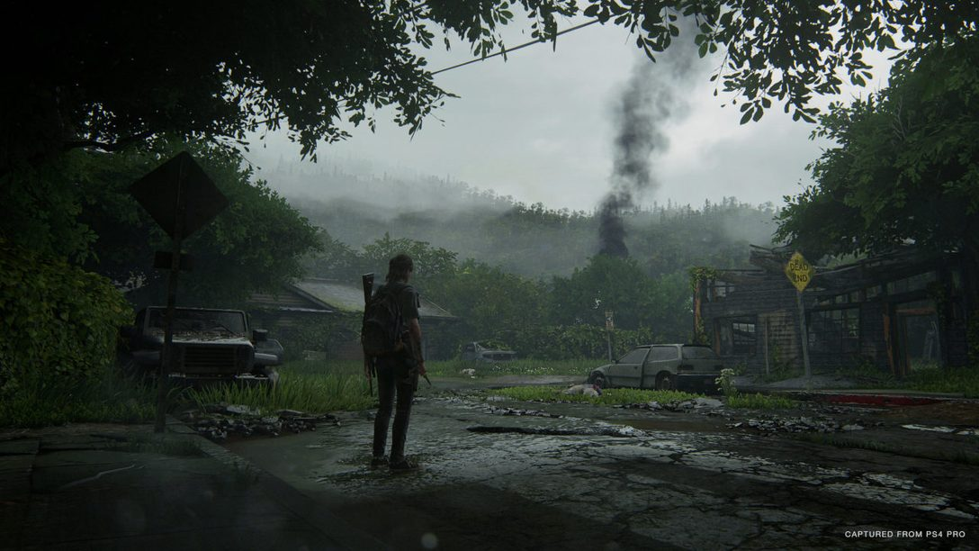 The Last of Us Part II Comes to PS4 in May