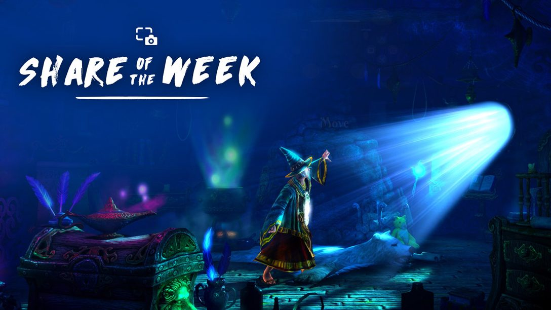 Share of the Week – Trine Trilogy