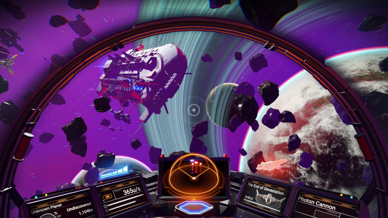 No Man's Sky Synthesis Update Adds New Features, Fixes Bugs