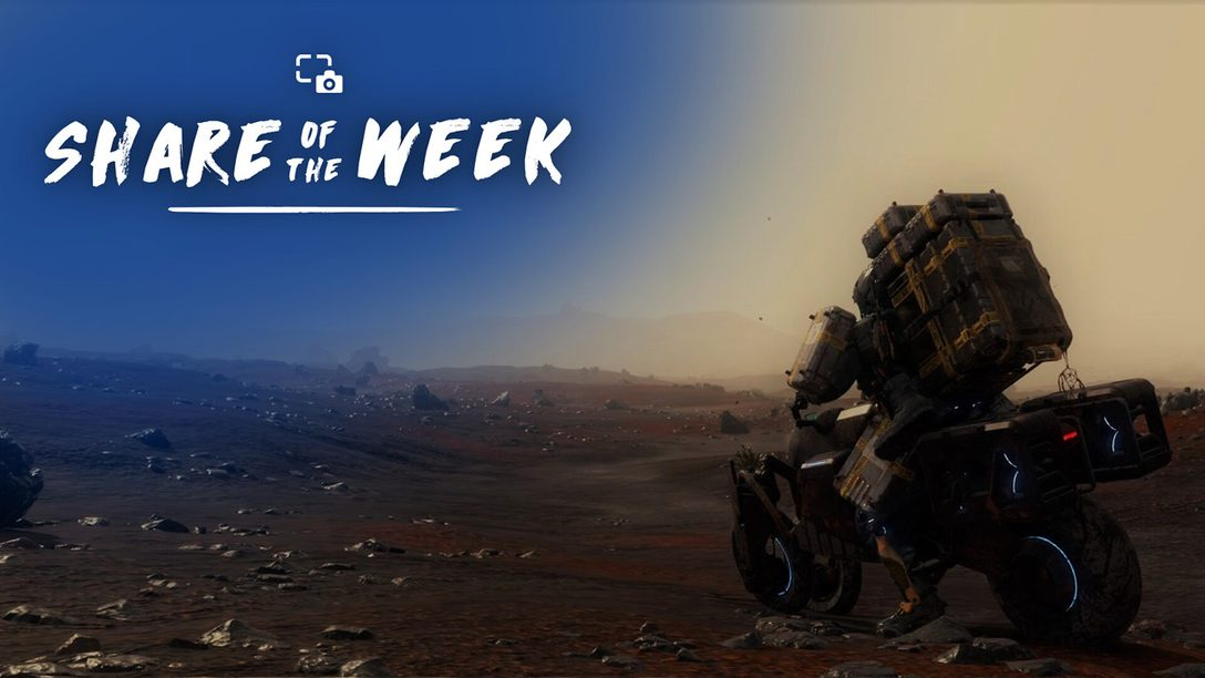 Share of the Week: Death Stranding – Landscapes