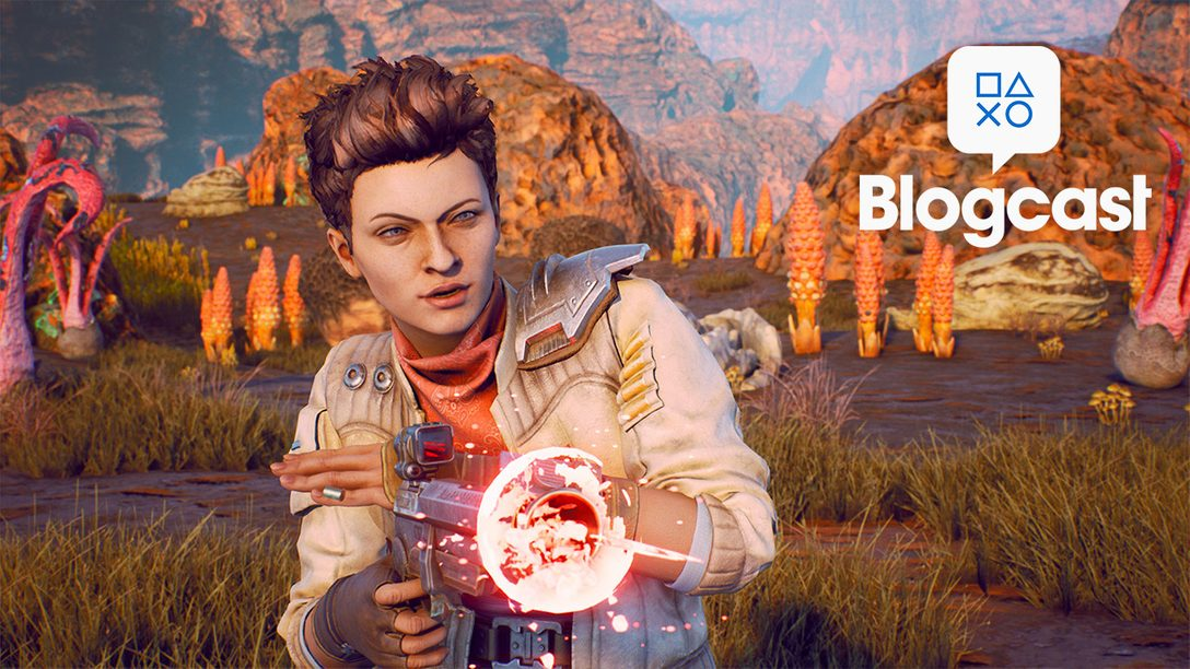 PlayStation Blogcast 349: Out of This World