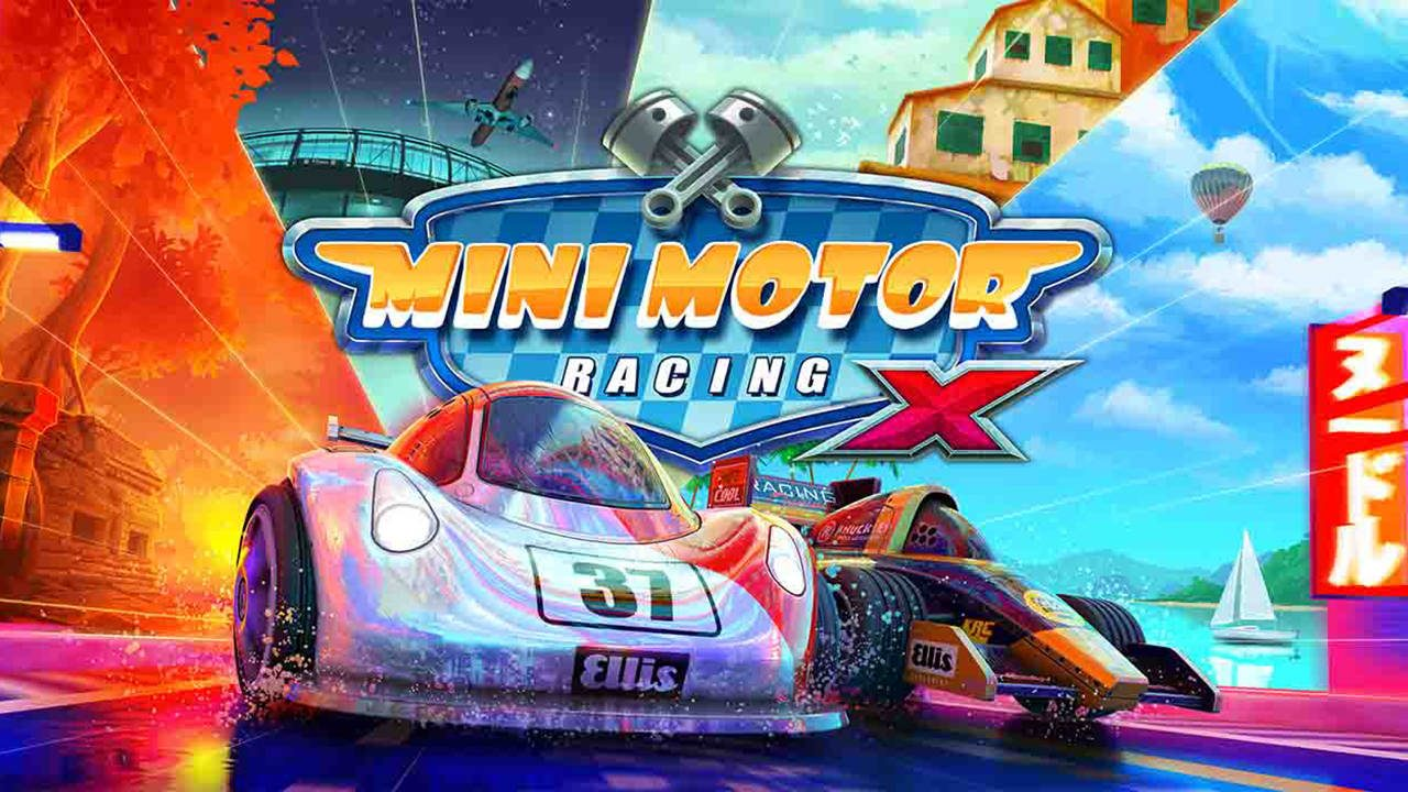 Mini Motor Racing X Speeds to PS4 and PS VR Next Week