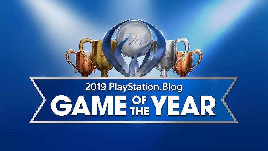 Polls Open: PlayStation.Blog Game of the Year 2019