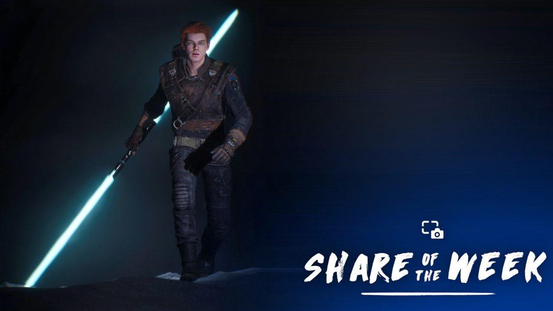 Share of the Week – Star Wars Jedi: Fallen Order