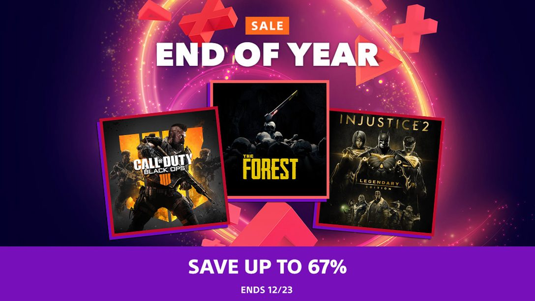 Close Out the Year with Big Savings at PS Store