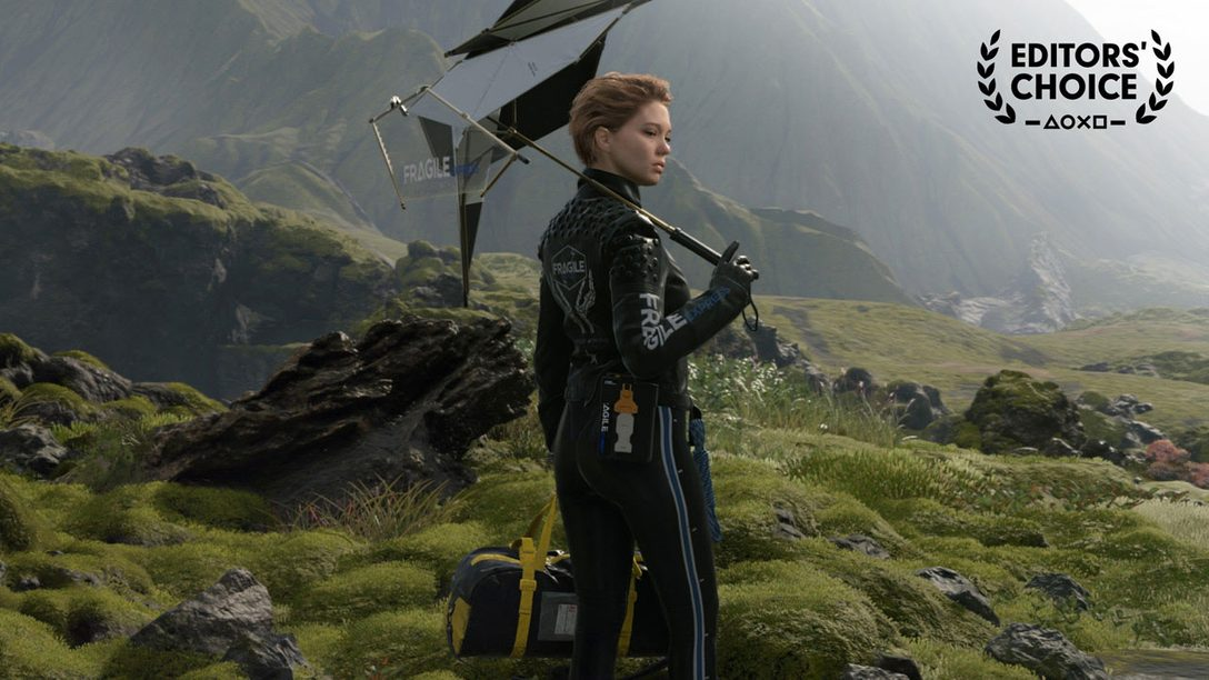Editors' Choice: Death Stranding Delivers an Addictive Open World Journey
