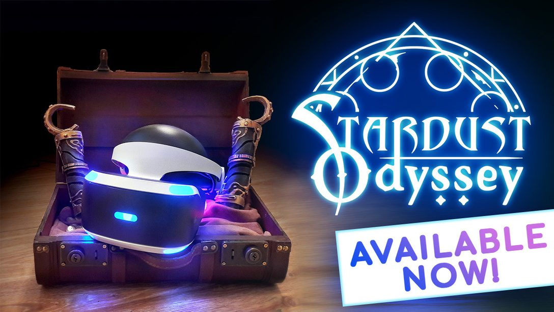 Creating the Controls of Stardust Odyssey, Out Today for PS VR