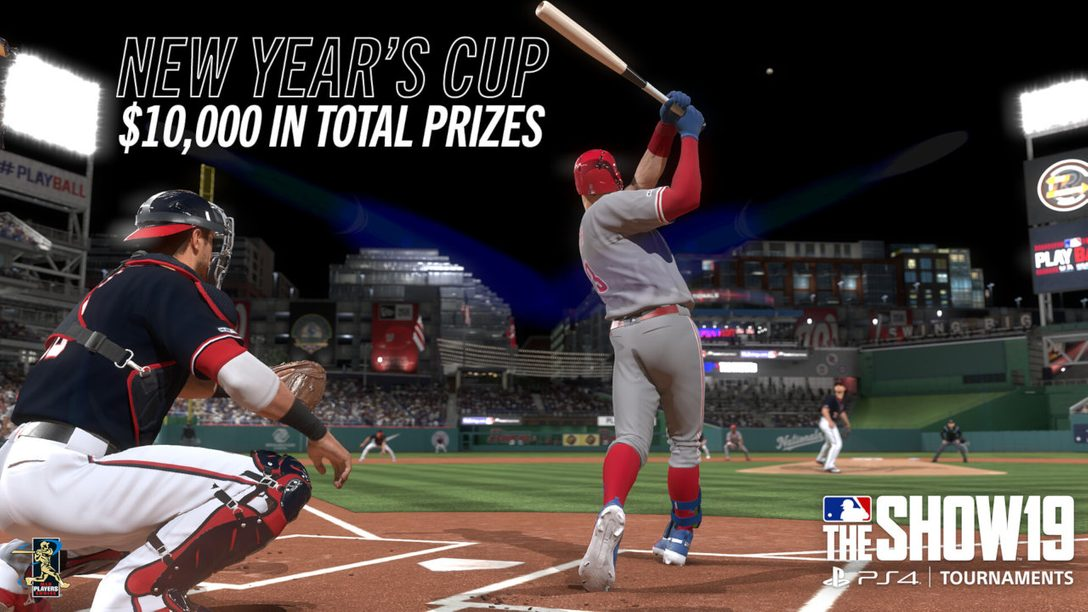 MLB The Show 19 PS4 Tournaments: New Year's Cup Sign-Ups Start Today
