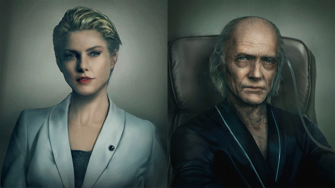 New Resident Evil Resistance Masterminds Revealed