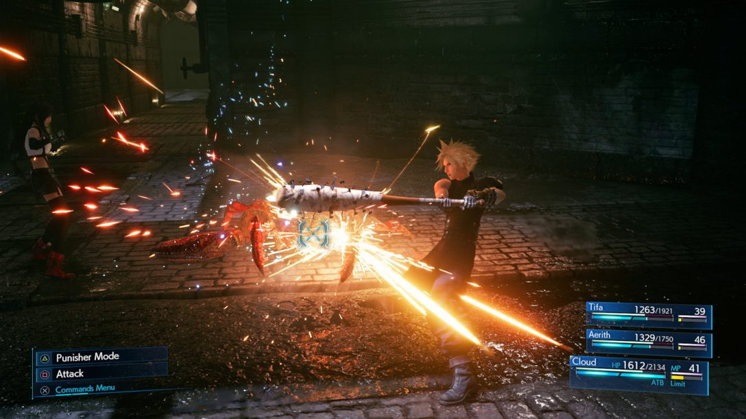 New Final Fantasy VII Remake Screenshots Show Red XIII, Side Quests, and More