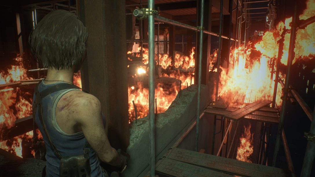 Intense Action Elevates the Horror in Resident Evil 3 Remake
