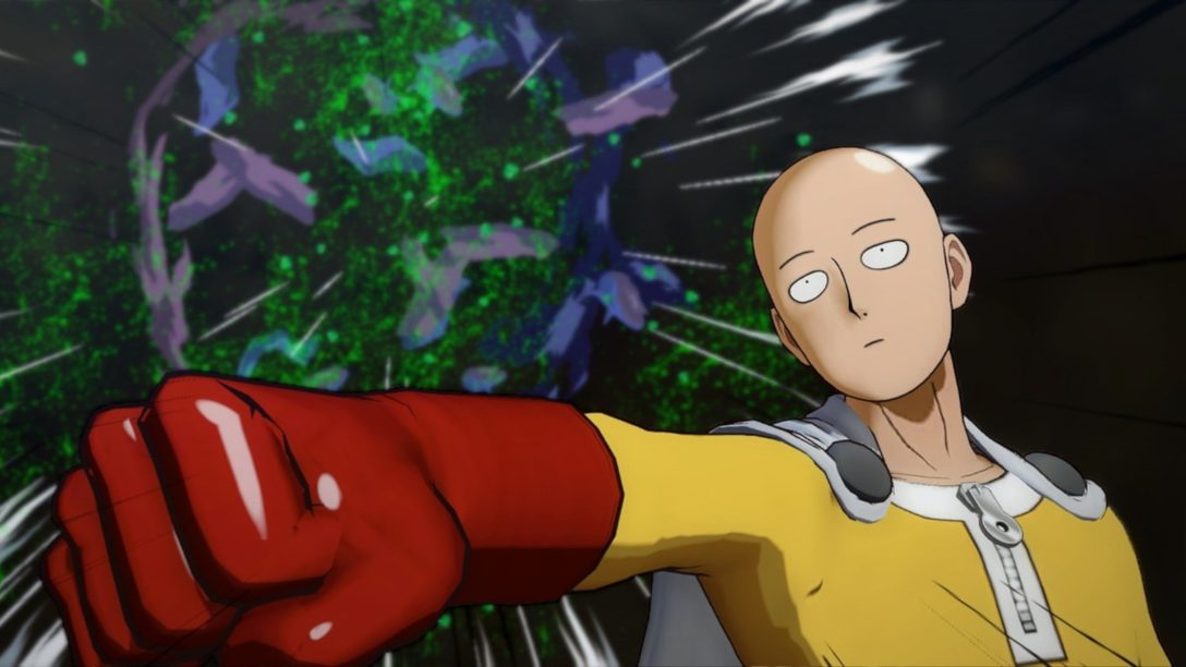 One-Punch Man: A Hero Nobody Knows Hits PS4 Friday, Q&A With Anime & Game Producers