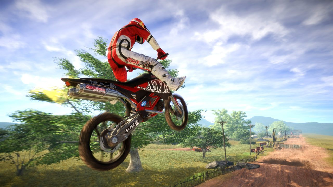 MX Nitro: Unleashed Takes Off on PS4 Today