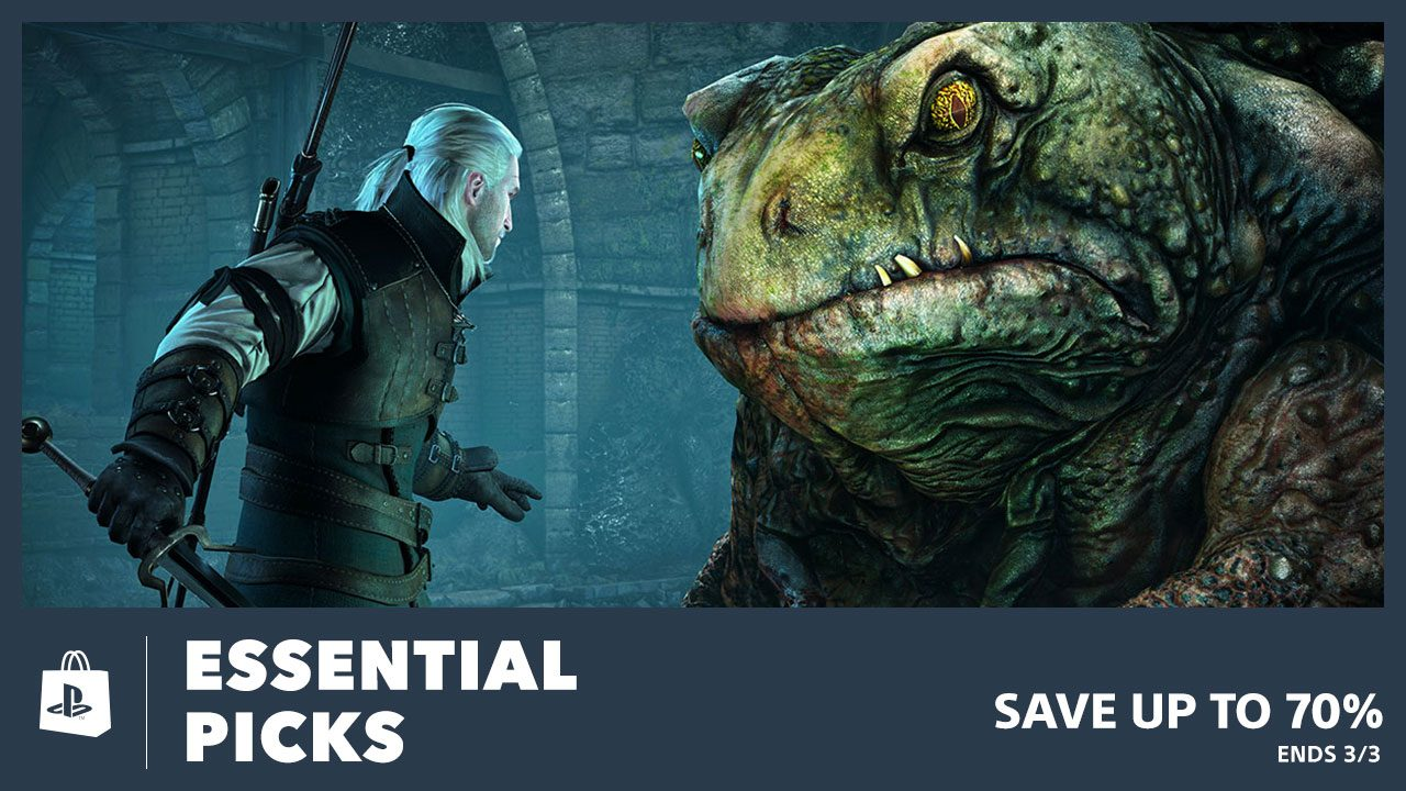 Save Big with PS Store's Essential Picks