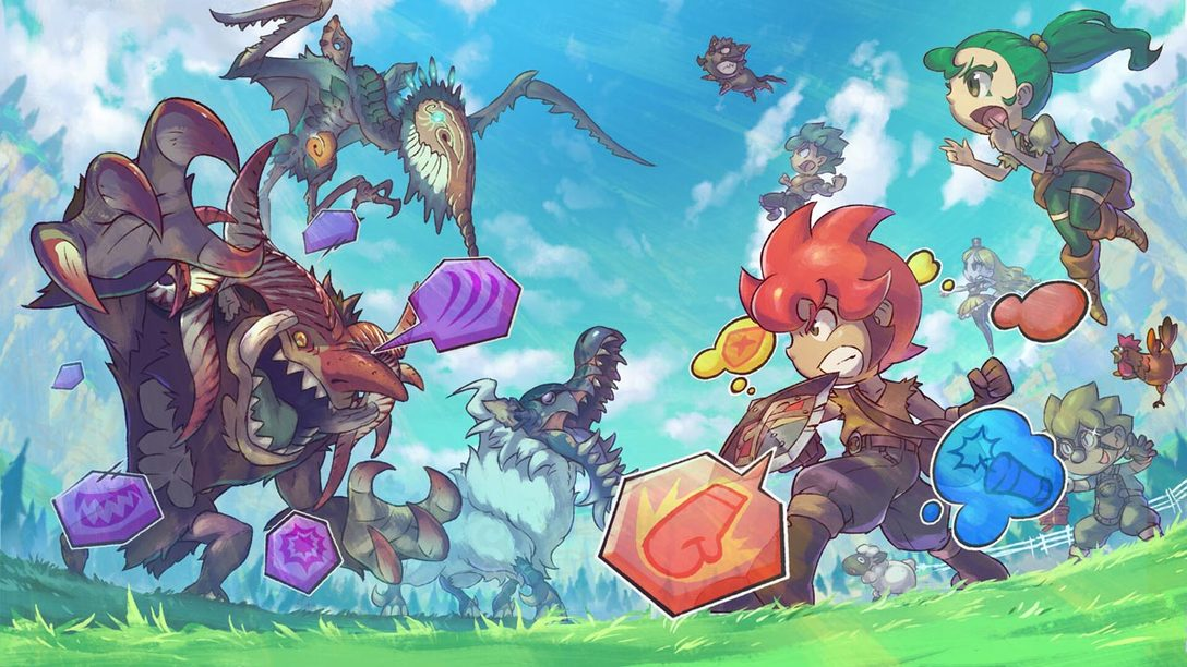 Little Town Hero Ventures to PS4 with the Big Idea Edition and New Easy Mode