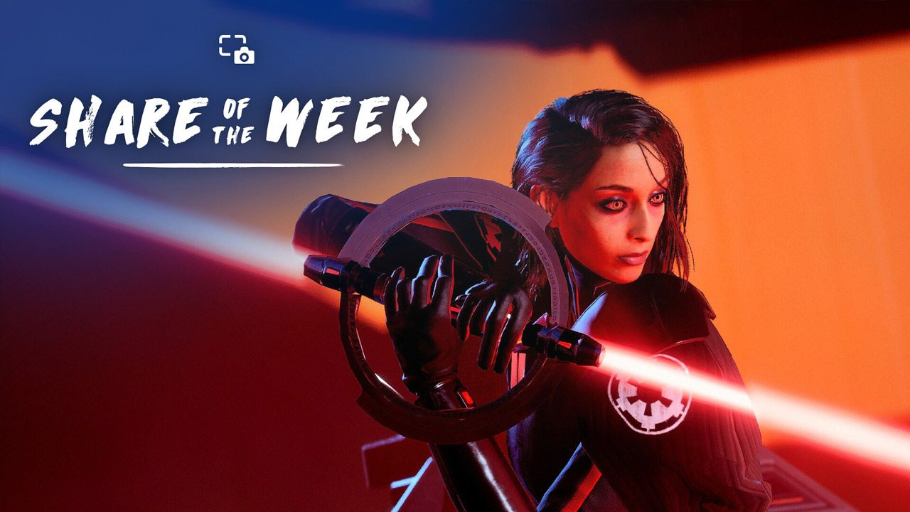 Share of the Week – Red