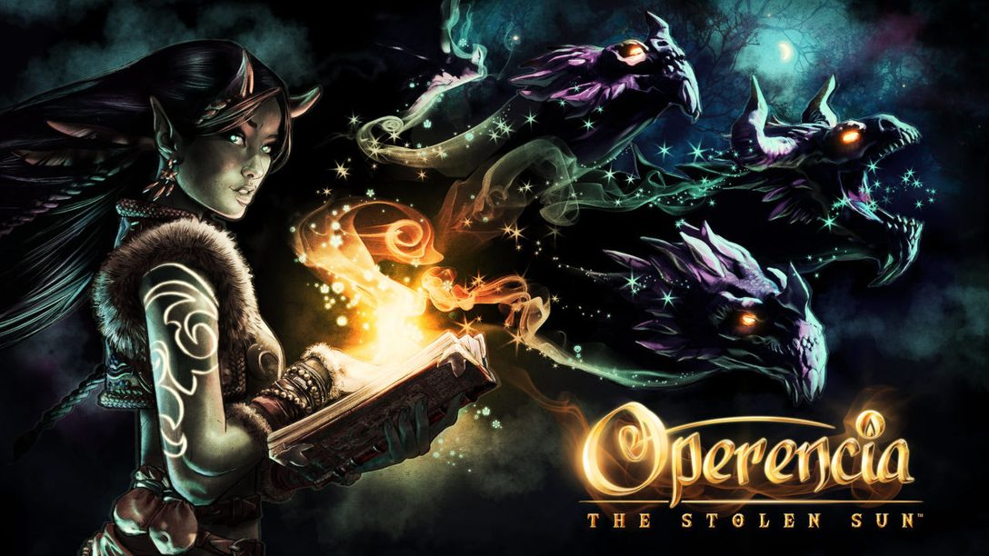 Making Old-School New Again (Again) with Operencia: The Stolen Sun