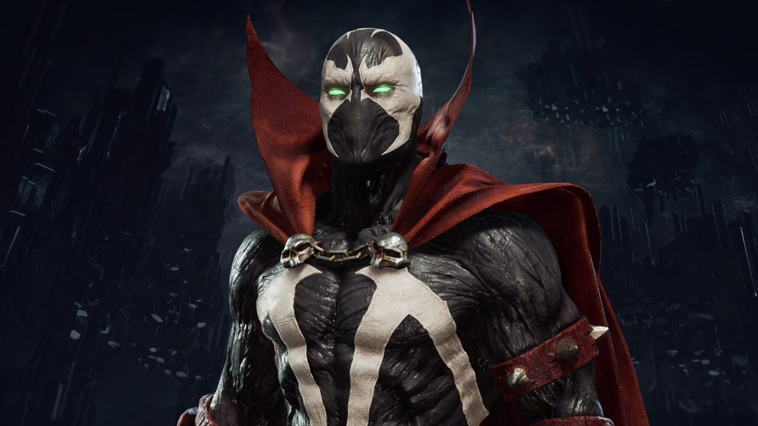 Spawn Swoops into MK11 Starting March 17