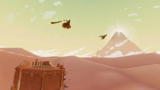 Journey es el título que más rápido se ha vendido en la PSN, el soundtrack llegará muy pronto