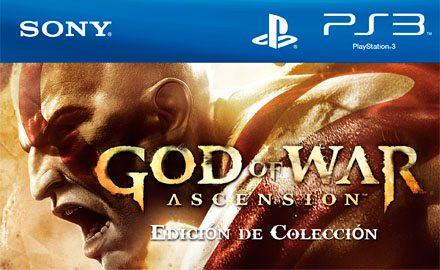 Esta es la Edición de Colección de God of War: Ascension para Latinoamérica.