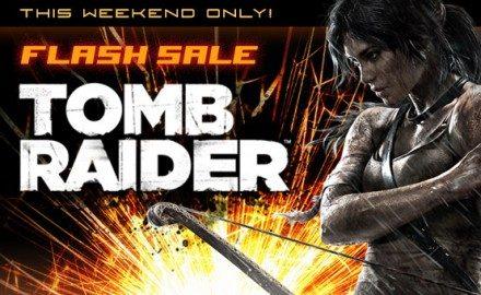 Tomb Raider a mitad de precio sólo este fin de semana