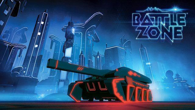 Presentación de Battlezone para Project Morpheus
