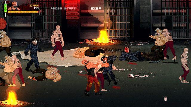 Eitr, Mother Russia Bleeds, y más próximamente en PlayStation