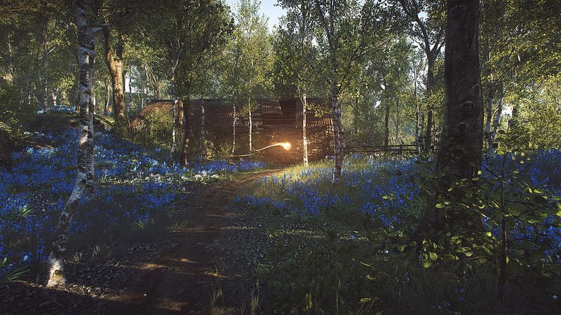 Everybody's Gone to the Rapture Lanza en PS4, Termina el Mundo