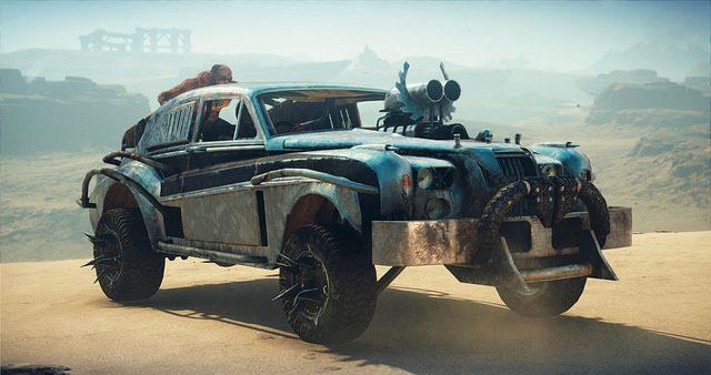 5 secretos para descubrir en Mad Max, ya disponible para PS4